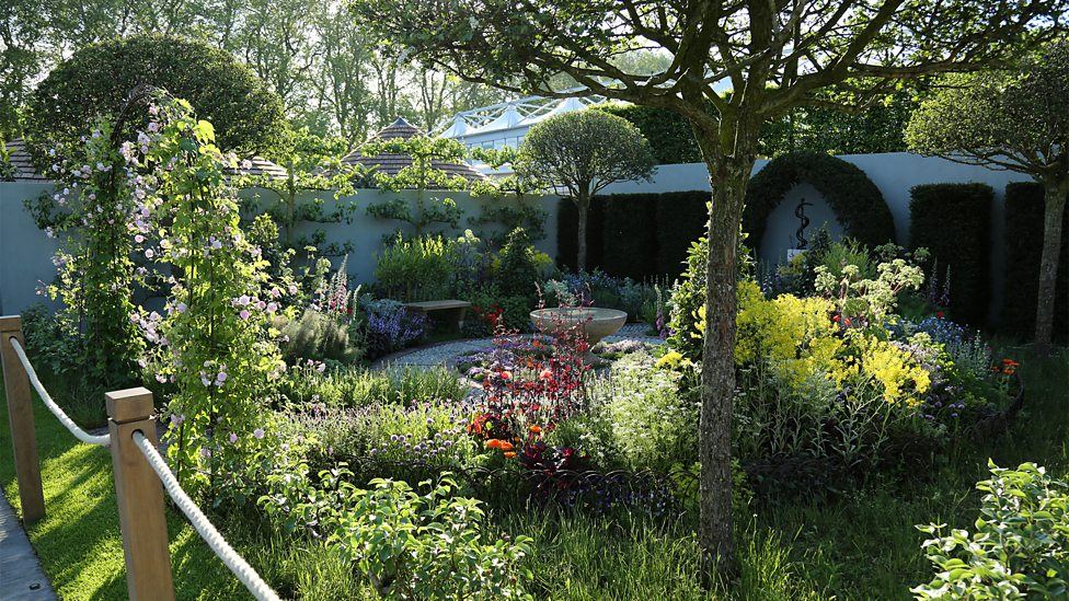 BBC Two - RHS Chelsea Flower Show - The St John\'s Hospice – A modern ...