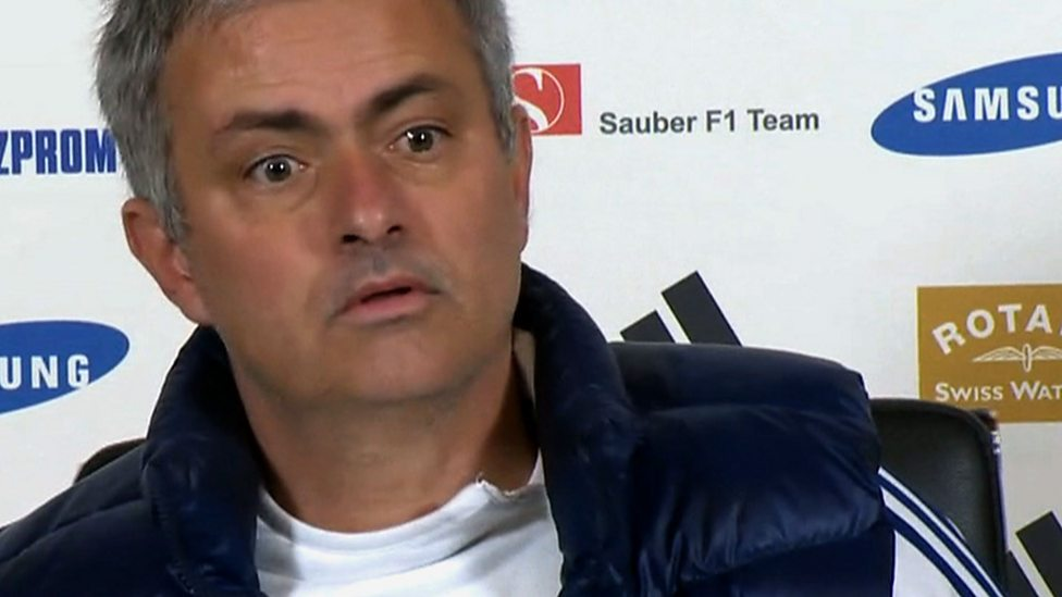 The Special One. #Mourinho #realmadrid #cfc | Flawless ...