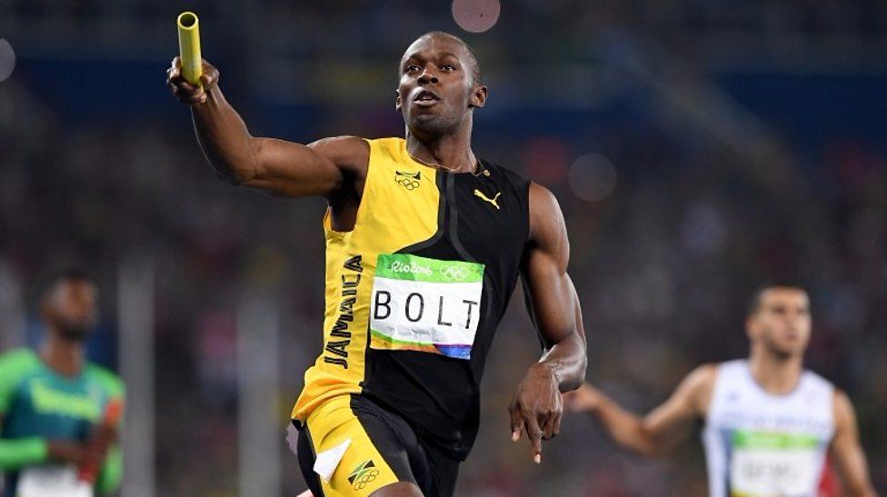 Rio Olympics 2016 Usain Bolt Wins Ninth Olympic Gold Medal