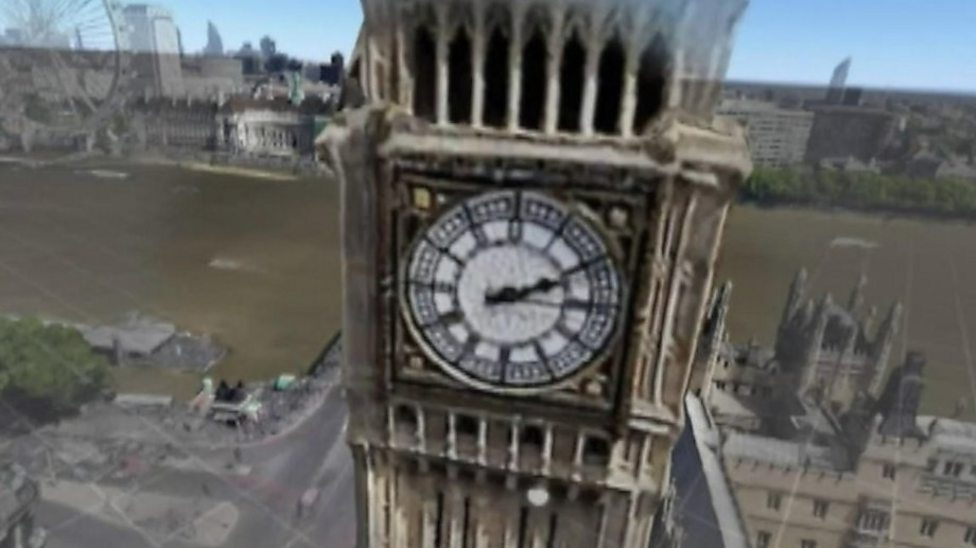 Take a VR flight around the world's cities