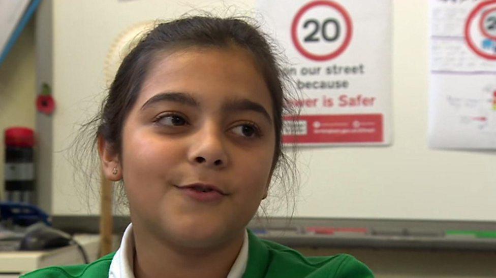 Meet the kids teaching speeding drivers a lesson