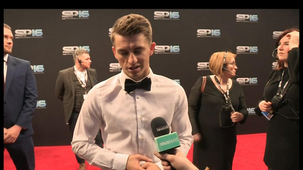 SPOTY stars give their highlight of the year