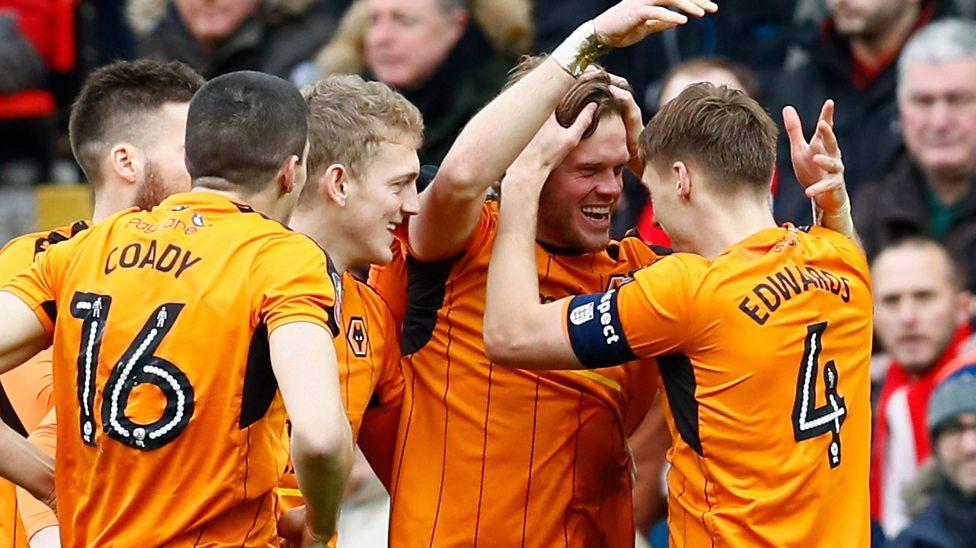 Risultati immagini per Wolverhampton-Liverpool 2-1