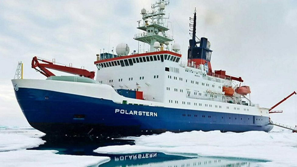 Biggest Arctic research expedition plan