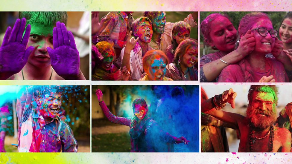 What is Holi festival about?