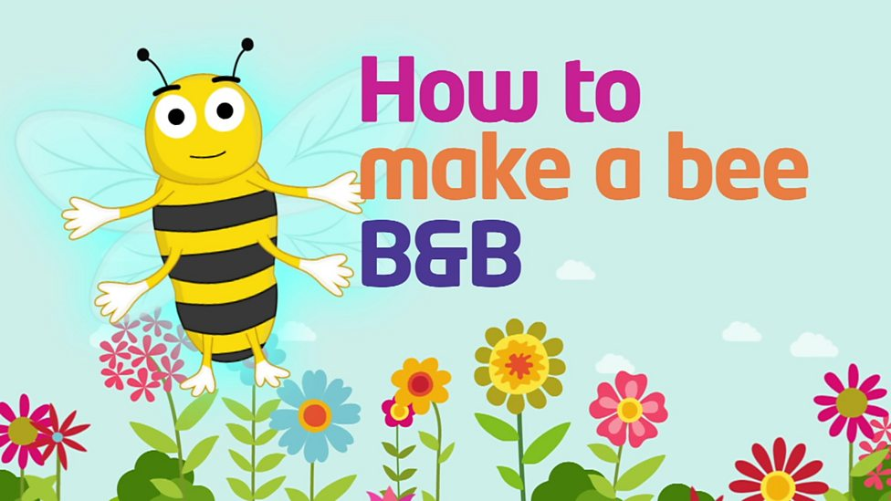 How to make a bee hotel for your garden