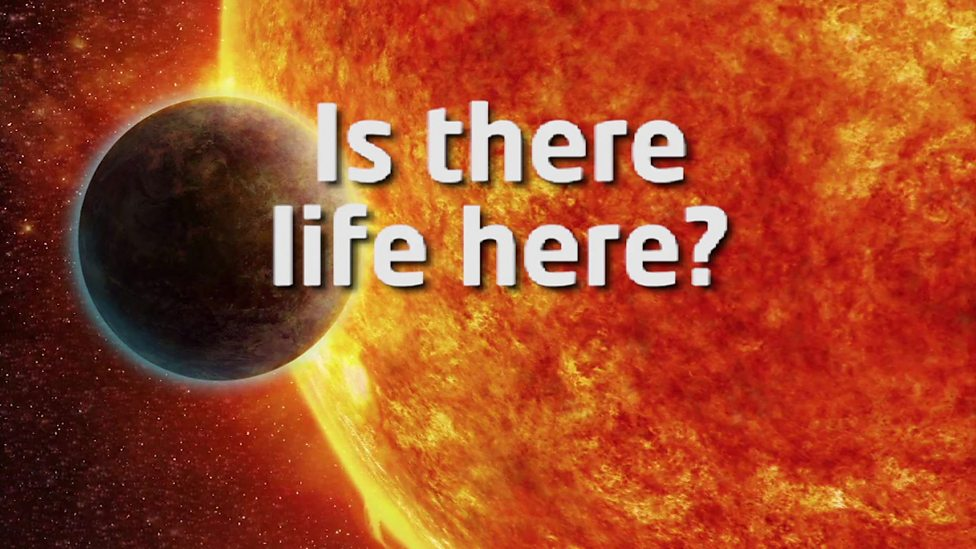 Is there life on this planet?