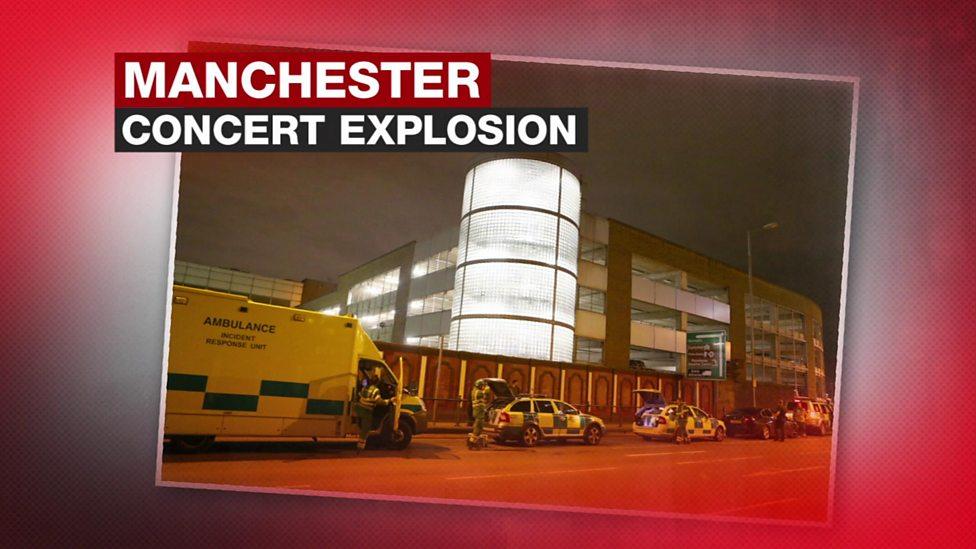 Manchester concert attack