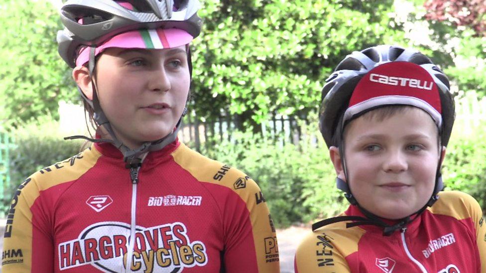 Brilliant bikers' epic rides