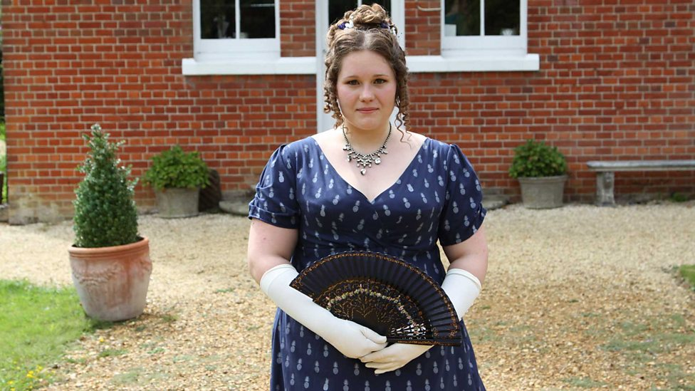 BBC One - My Friend Jane - How to dress like a Jane Austen character