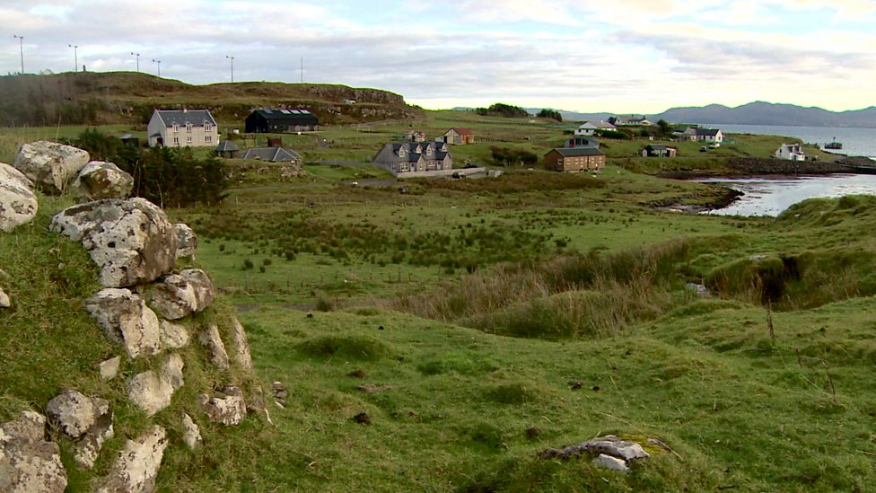 Facts about the isle of Muck in Scotland