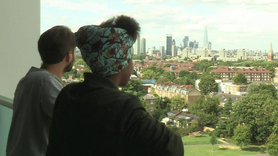 What's it like living in a tower block?
