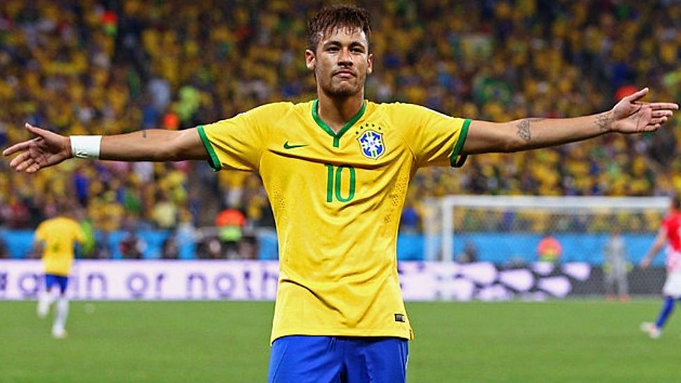 Watch Neymar Lights Up  World Cup