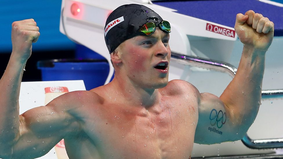 Adam Peaty answers your questions