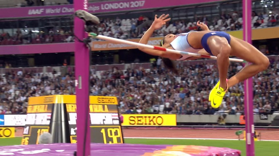 World Championships 2017: Katarina Johnson-Thompson ...