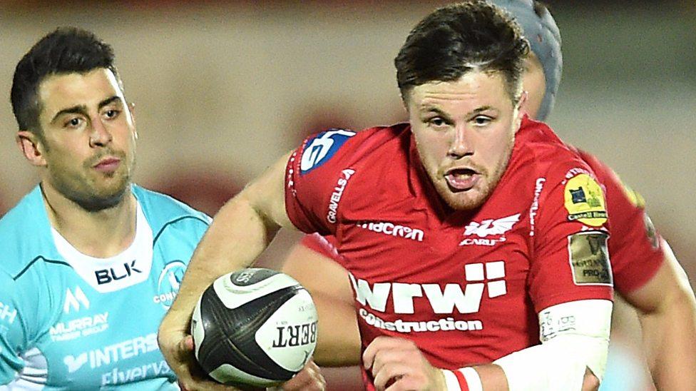Scrum V Pro14 highlights: Scarlets 36-27 Connacht