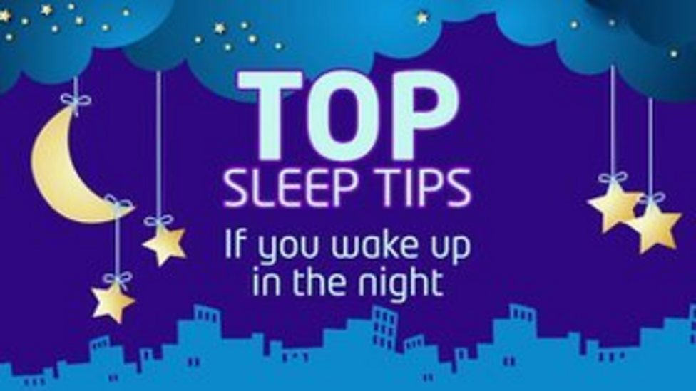 Sleep tips if you wake up in the night