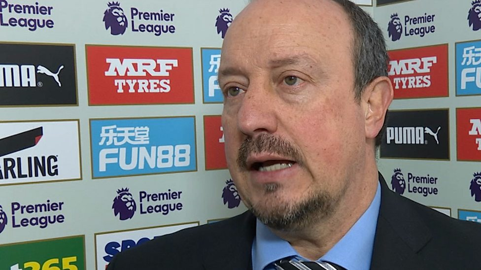 Image result for Benitez pleased Newcastle stayed in the game
