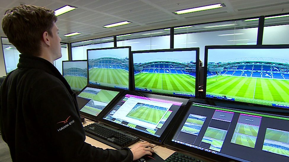 Bildresultat för V A R= video assistant referees