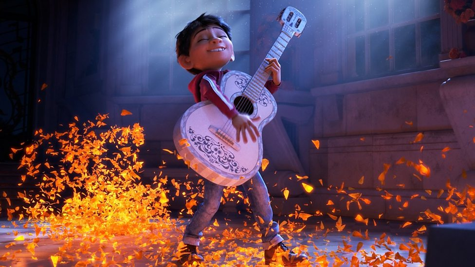 Pixar's Coco takes fans to Land of the Dead