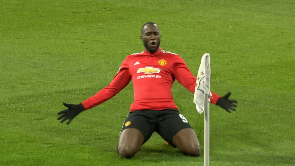 Manchester united fa scores