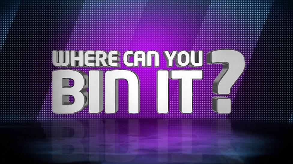 Where can you bin it?