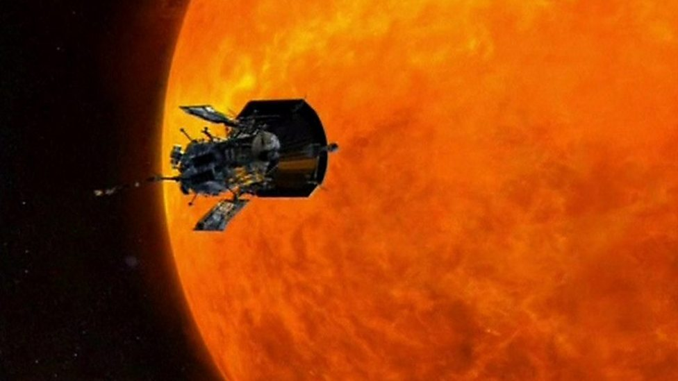 Space probe nearly ready to go to the sun