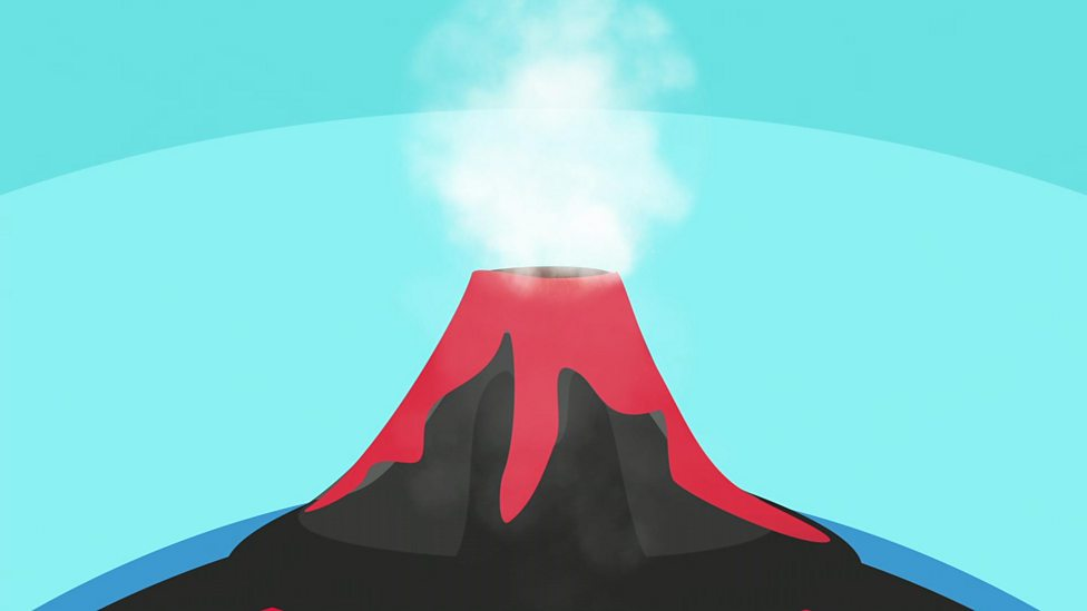 the big question: why do volcanoes erupt?