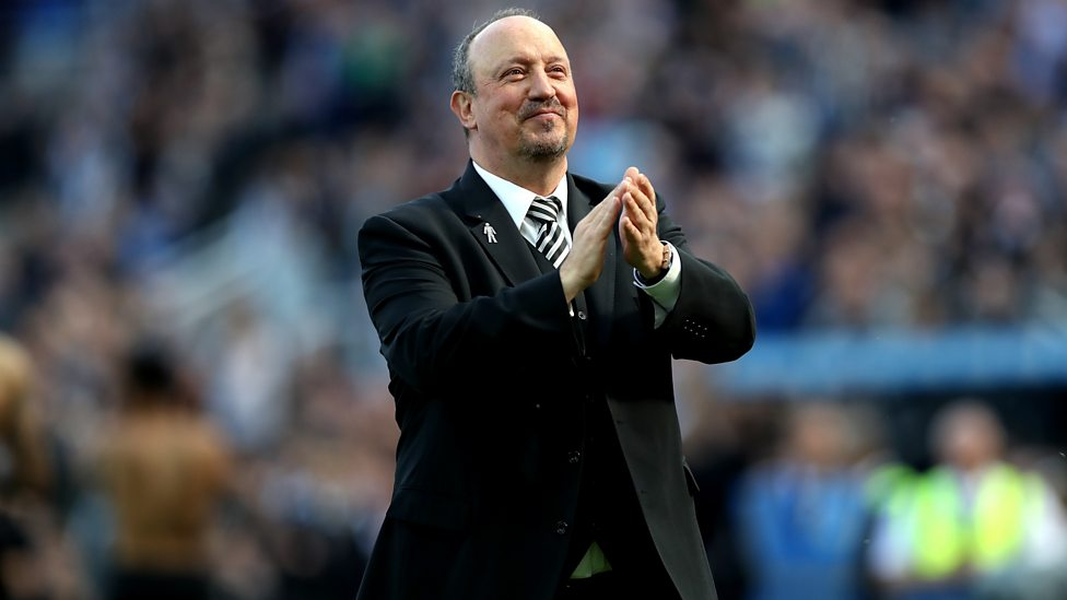 Image result for rafa benitez newcastle 3 chelsea 0