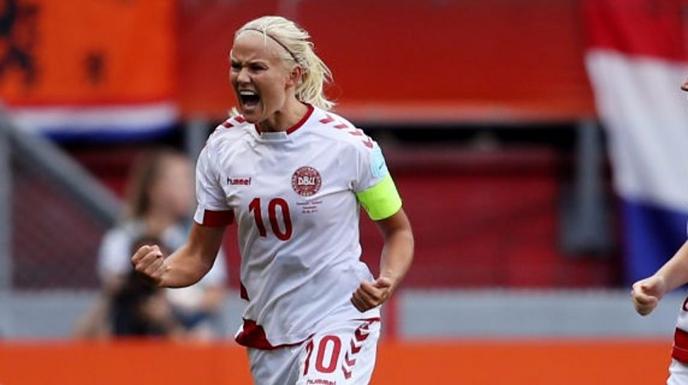 BBC Women's Footballer of The Year 2018: Pernille Harder profile ...