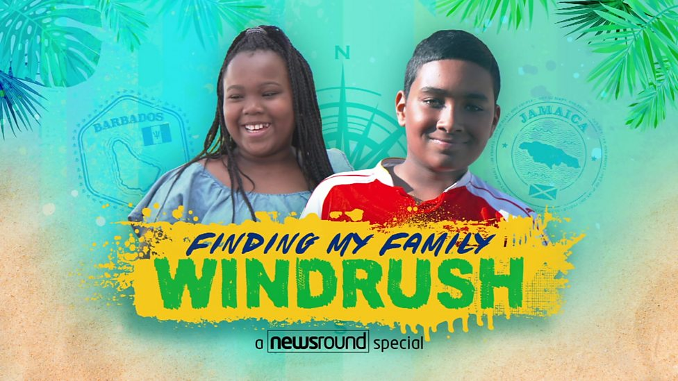 Finding My Family - Windrush: A Newsround Special