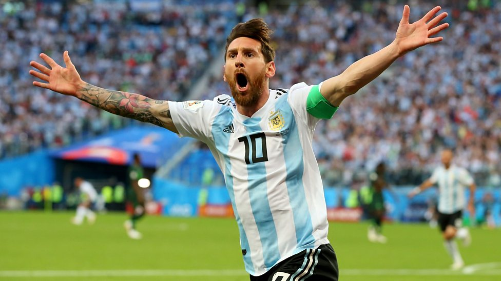 172d69d72f9  The boy is back in town  - stunning Messi goal gives Argentina lead