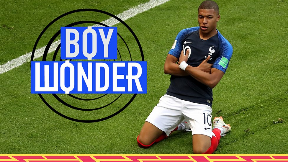 the latest 9bf7f 59e06 World Cup 2018: How Kylian Mbappe lit up France v Argentina