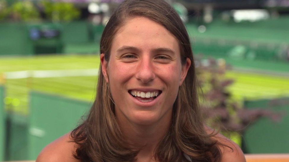 Jo Konta's smashing tennis advice