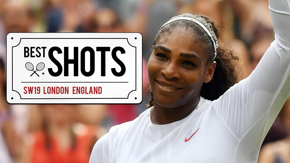 Serena williams vann wimbledon