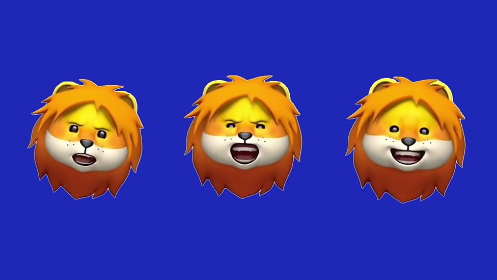 The internet has fallen in love with the Three Lions