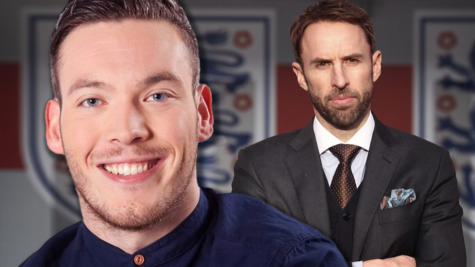 Martin gets the chop from the England team's barber