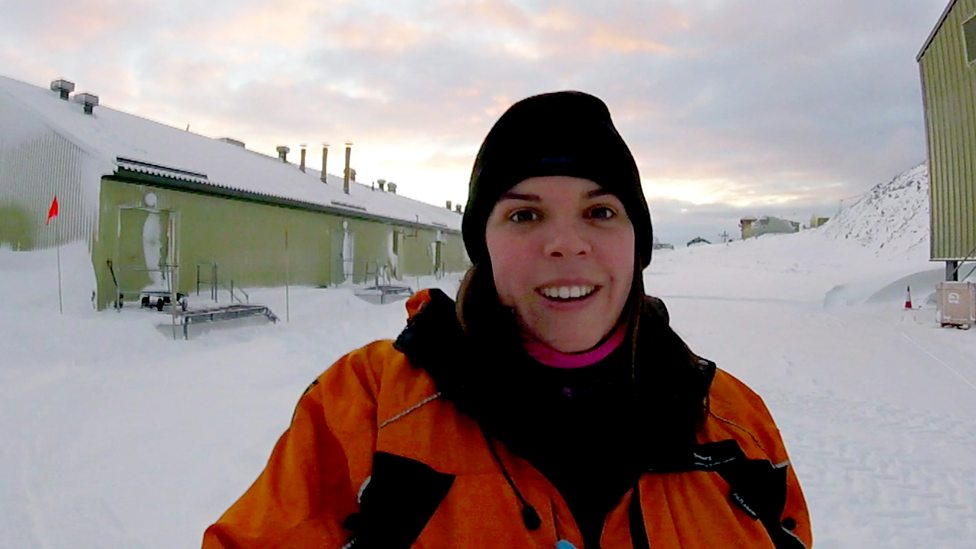 What's it like to live in Antarctica?