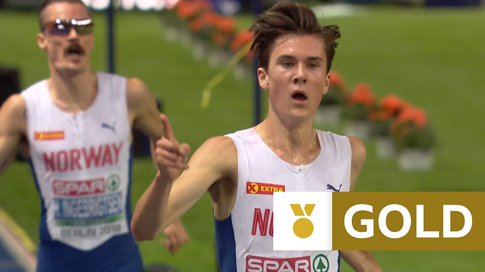 Norwegian Teenager Makes History With 5000m Gold