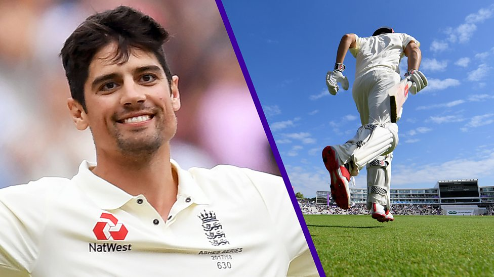Seven amazing records set by Alastair Cook