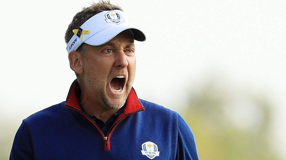 Image result for ian poulter ryder cup 2018