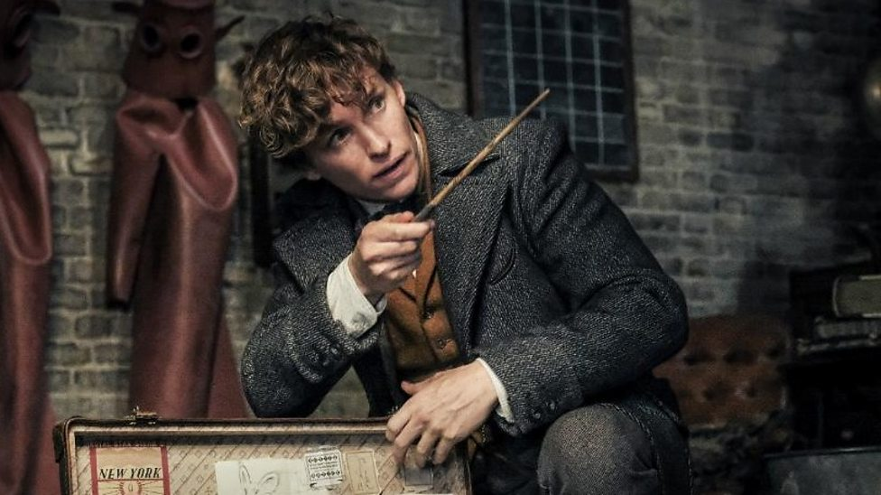 Wingardium Leviosa! Meet the man who makes Newt's wands
