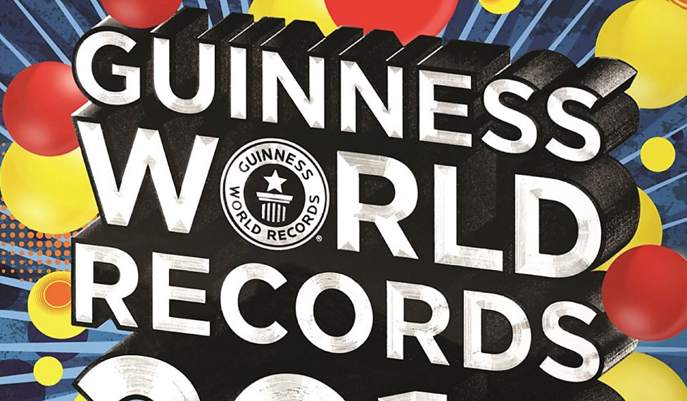 Which of these world records impresses you the most?