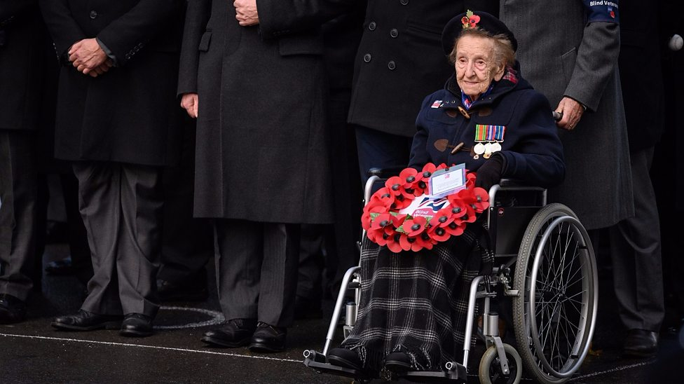 Look back at Remembrance Day events 2018