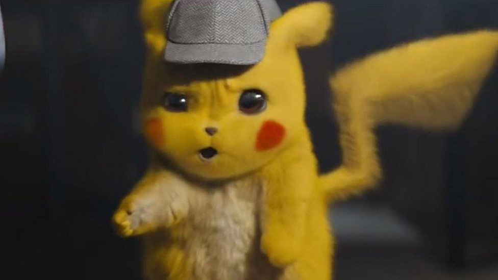 Some Pokemon fans unhappy with furry Pikachu