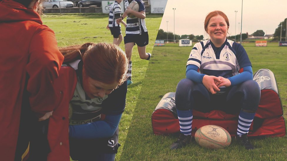 Alex: The rugby player inspiring other girls