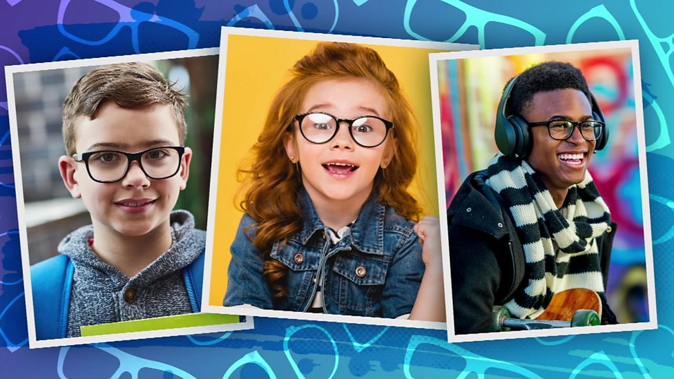 Glasses: Are they cool or nerdy?