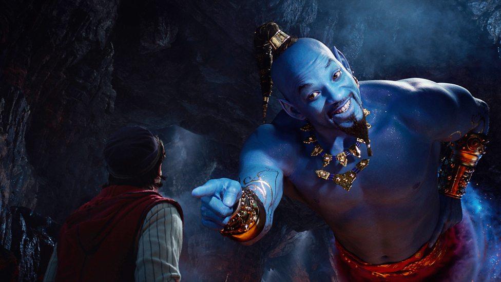 Disney Aladdin trailer released
