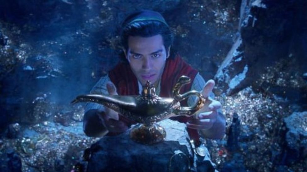 Check out the new Aladdin trailer