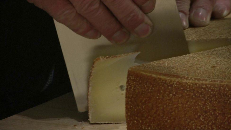 How hip hop helps cheese taste grate